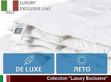 Одеяло пуховое 172х205 MirSon Luxury Exclusive Лето Luxury Exclusive Line 078/172205
